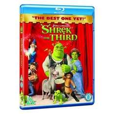 Shrek 3: Shrek The Third [Blu-Ray] für 5.11 @ Play (mecoduEU)