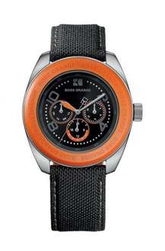 Hugo Boss Orange Herren-Armbanduhr 1512554 bei Amazon