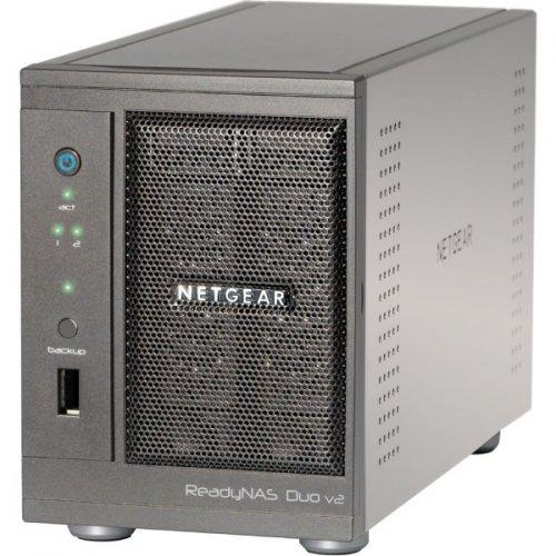 Netgear ReadyNAS Duo v2 (RND2000-200) für 88€ + 2,99€ Versand @Cyberport