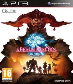 (UK) Final Fantasy XIV - A Realm Reborn [PS3] -Pre-Order- für 27.59 € @ Zavvi