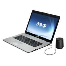 "ASUS N76VB-T4002H Highend Notebook 43cm (17,3"") i7, 8GB RAM, 750GB HDD,GT740M"