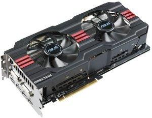 Asus Radeon HD 7970 DirectCU II TOP (HD7970-DC2T-3GD5) [MindStar]