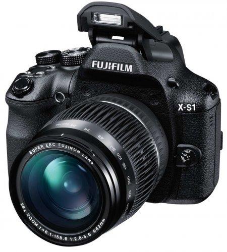 Sehr brauchbare Bridge-Kamera Fujifilm X-S1 für 390,- € (nächster = 473,20) incl. VK