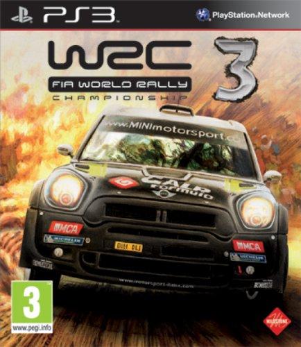 XBox 360/PS3/Vita - WRC 3: FIA World Rally Championship für €17,25 [@Zavvi.com]