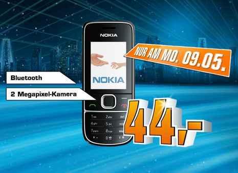 Nokia 2700 Classic für 44€ @ SATURN  - Nur am Montag 09.05.!