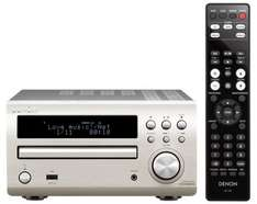 Denon RCD-M39DAB Kompakt-DAB-Receiver (2x30 Watt, Digitaleingang für TV, UKW, DAB/DAB+) für 238€ @Amazon.uk