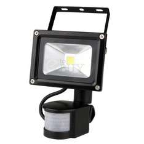 [CN] 10W LED-Außenstrahler mit PIR Bewegungsmelder für 15,79€ inkl. Versand @ Ebay