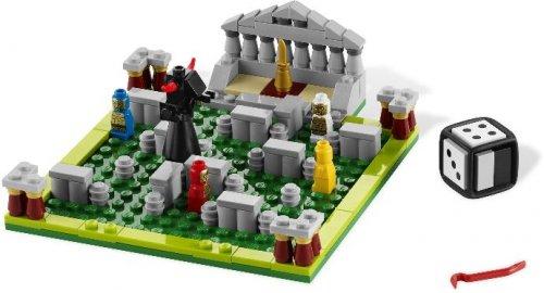 [Lokal Herkules Vellmar] Lego Spiele 3864 Mini Taurus  oder 3857 Heroica - die Bucht von Draida für 5€