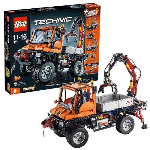 mytoys.de - LEGO 8110 Technic: Unimog U400 - 130,74€