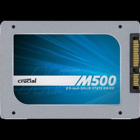 Crucial M500 - 120GB für 82,90€ (PVG: 89,14€) / 240GB für 139,90€ (PVG: 150,74€) @ ZackZack