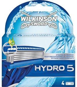 Wilkinson Hydro 5 Klingen 4 St. bzw. 6 St. für 5,99€! Mit Gutschein nur 3,99€! @KAUFLAND