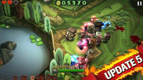 Minigore 2: Zombies (iOS) kostenlos