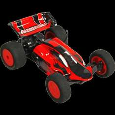 [ZackZack] fun2get Mini High Speed R/C Car (rot/schwarz)