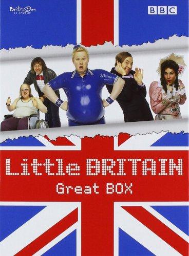 Little Britain - Great Box - Die komplette Serie [8 DVDs]