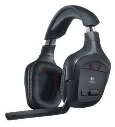Logitech Wireless Gaming Headset G930[Refurbished] für 106€ @Ebay
