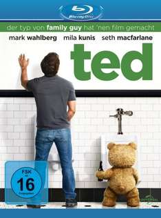 Ted [Blu-ray] für 8,99€ @Amazon