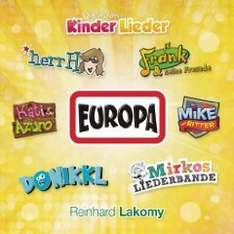 "Gratis: Europa Label-Sampler [+video] @Amazon (Erscheinungsdatum : 1. August 2013) - ""Kinderlieder"""