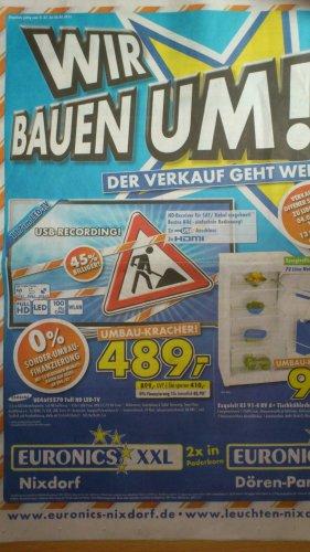 Samsung UE 46F5570 Lokal Paderborn für 489 Euro [Offline]