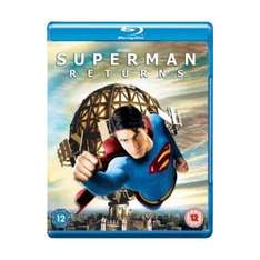 Blu-ray - Superman Returns für €4,57 [@Wowhd.co.uk]