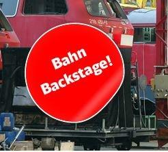Bahn Backstage Werkstattfest (Kostenlose Anfahrt aus ganz NRW) am 3. August auf dem Gelände der DB Regio NRW Werkstatt Essen