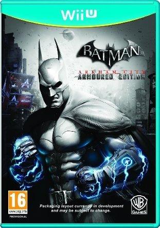 Batman Arkham City: Armored Edition UK-Version für 17,99€ @amazon.de