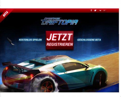 [Steam]Ridge Racer Driftopia Beta Key