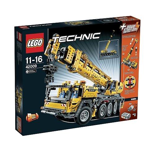 Toys r us 20% auf alle Lego Artikel z.B. LEGO® Technic - 42009 Mobiler Schwerlastkran für 159,99 Euro