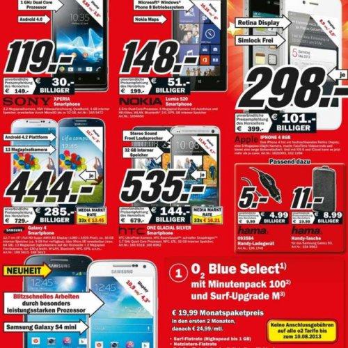 [lokal @MM Rostock] Samsung Galaxy S4 i9505 16GB