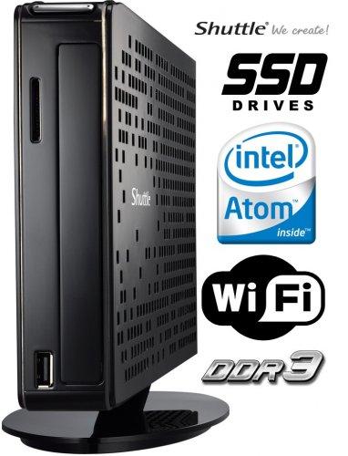 XS35V2 inkl. Intel Atom D525, 32GB SSD + 4GB DDR3, WIFI @ebay