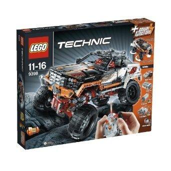 LEGO Technic 9398 - 4X4 Offroader von LEGO @ Amazon