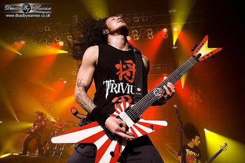 """Neuer Trivium-Song """"Brave This Storm"""" kostenlos zum downloaden!"""