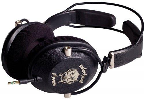 Motörhead Phönes Motörizer Over-Ear Kopfhörer für Rock und Metal für 79€ @Amazon.co.uk