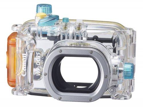CANON WP-DC 35 Unterwassergehäuse für PowerShot S90 für 55€ @Amazon.uk