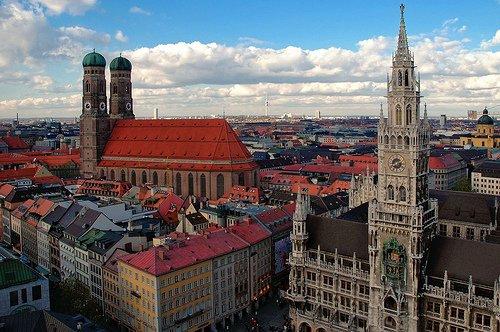 Flug + Hotel: 4 Tage / 3 Nächte im sehr guten 4* Hotel Innside München ab mehreren deutschen Airports 199,- € p.P.