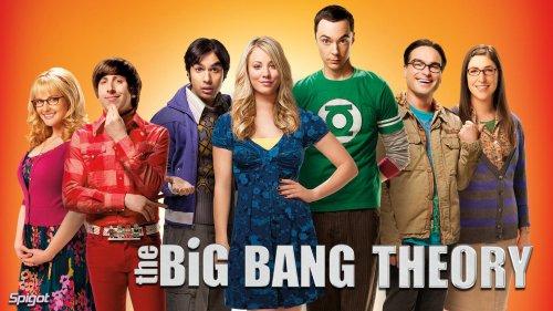 The Big Bang Theory – Complete Season 1-5 [Blu-Ray] für 38€ – komplett englisch