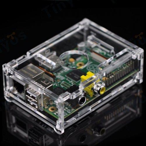 (CN) Raspberry Pi Box für 4,48€ @ Ebay