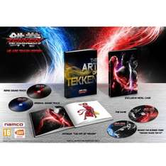 (UK) Tekken Tag Tournament 2: We Are Tekken Complete Edition [PS3/XBOX] für 23.80€ @ TheHut