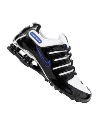 Nike Shox NZ EU schwarz-blau, Gr. 40-46, für 99,99€