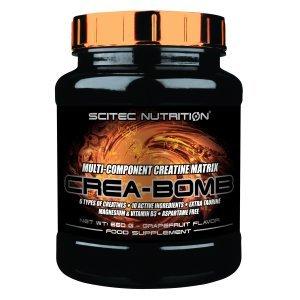 Scitec Nutrition Crea-Bomb 660g - 19,99€ kostenloser Versand (Standard 26,90€ + Versand)