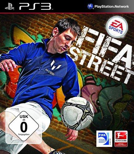 Fifa Street PS3 & XBOX360 für 10€ @ saturn Super Sunday