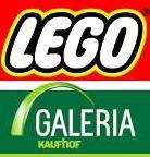 Galeria Kaufhof online - 10% Rabatt auf LEGO Spielwaren + 10% Rabattcode - nur heute