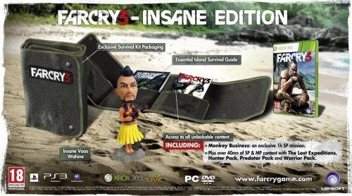 Far Cry 3 - Insane Edition PC