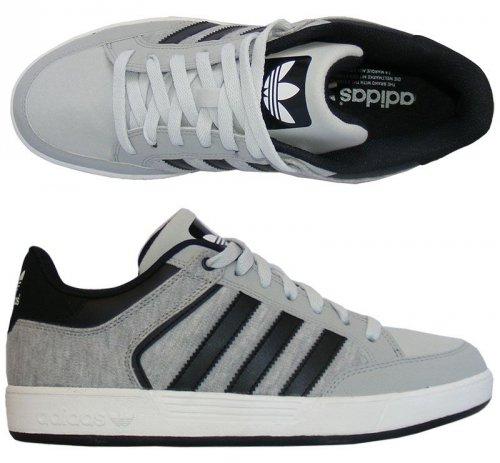 @ f-low-s Adidas Skateboarding Varial Low grey / black / grau / schwarz 32,99 € versandkostenfrei