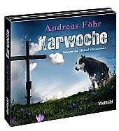 Div. Hörbücher, CD's und DVD's bei Weltbild für  6,99 u.a. Karwoche von Andreas Föhr