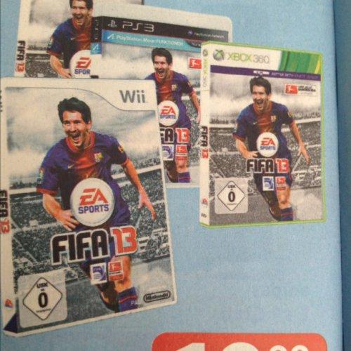 Fifa 13 für PS3, XBox 360, PC oder Wii (famila)