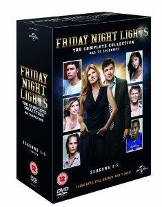 Friday Night Lights - Komplette Serie Season 1-5 DVD Box bei amazon.co.uk
