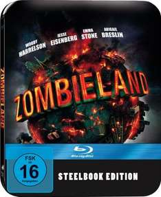 Diverse Blu-ray Steelbooks für 8,99€ @saturn.de: z.B. Zombieland, Hellboy, Men in Black