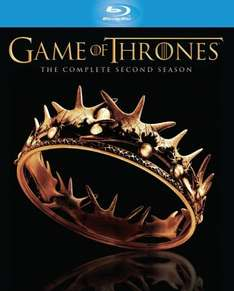 Game of Thrones - Staffel 2 (Blu-Ray) für 32,97 @amazon