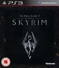 (UK) The Elder Scrolls V: Skyrim [PS3/Xbox] für ca. 16.18€ @ Zavvi