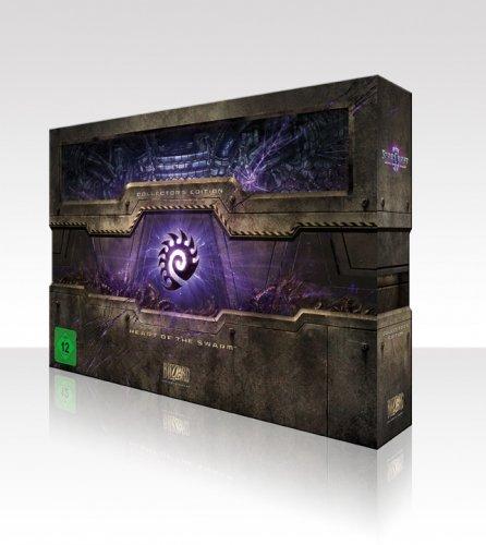 Amazon: StarCraft II: Heart of the Swarm CE für 40,97€
